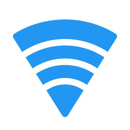 wifi illustration Ilustrace