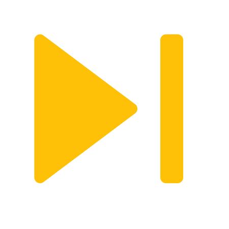 next track arrow