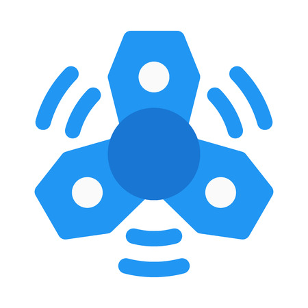 spinning fidget toy