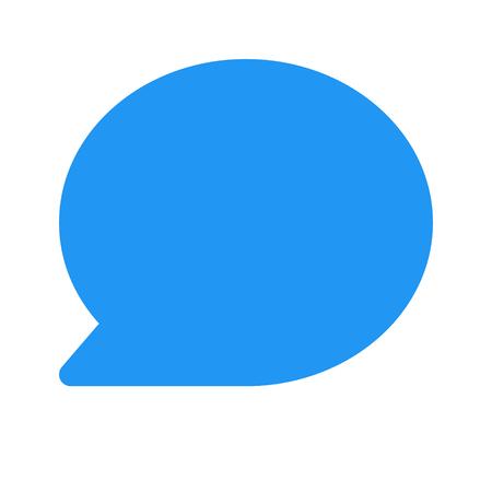 discussion chat bubble