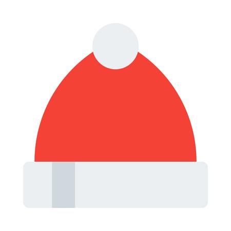 Winter santa cap