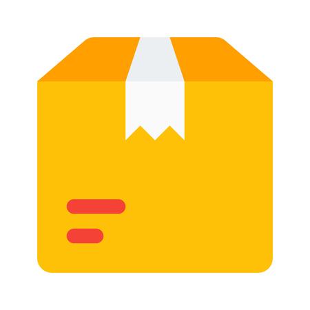 delivery parcel Illustration