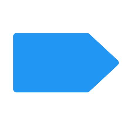 tag arrow Иллюстрация