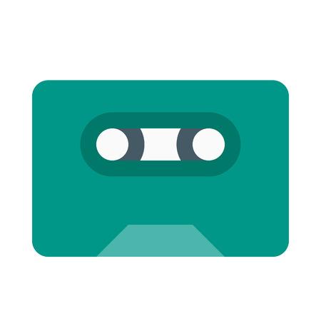 cassette illustration Illustration