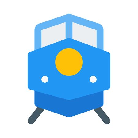 locomotive illustration Stock Vector - 116538311