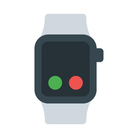 call notification on smartwatch