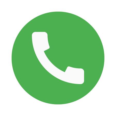 Phone call symbol