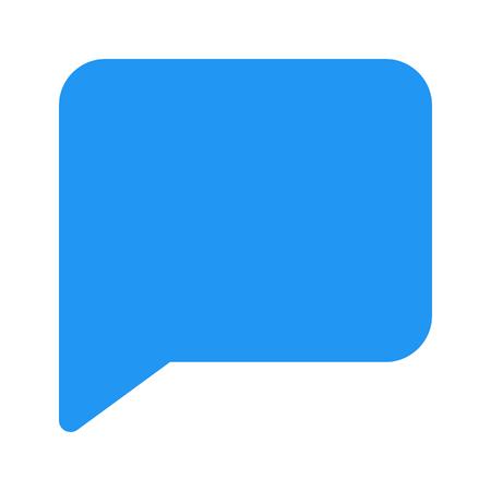 message bubble chat