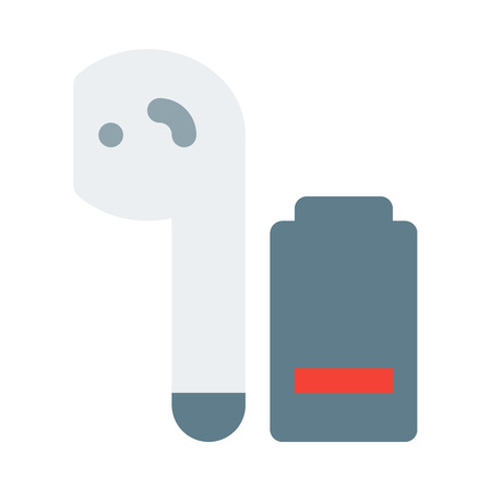airpods battery low