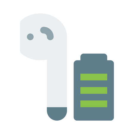 airpods battery full