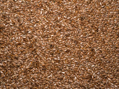 Seeds of the flax plant (Linseed)