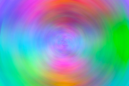 Torque of a colored background (soft and blurred) Stock Photo
