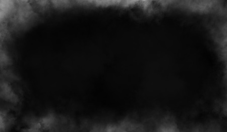 Frame smoke misty texture effect for film , text or space . Border texture overlays