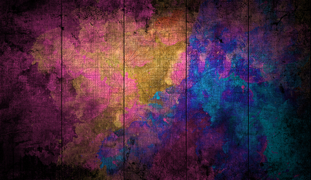 Colorful grunge metal bar . Abstract metallic plate background.