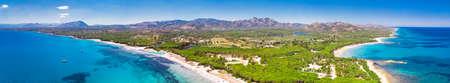 Cala Liberotto and Cala Ginepro beach on Sardinia island, Sardinia, Italy, Europe.