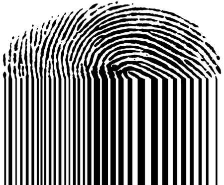 symbol for digital data Stock Photo - 10019679