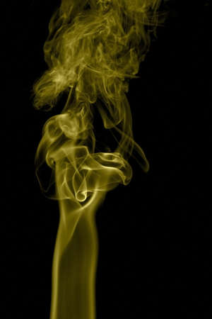 particulates: colored abstract background (on black)
