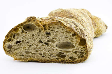 Fresh german bread on light background Stock Photo - 10079581
