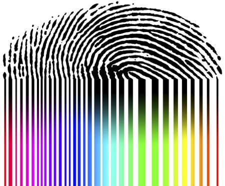 symbol for digital data photo