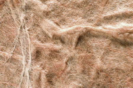 damping: full frame closeup of a abstract felty background
