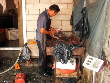 visboer: vishandelaar