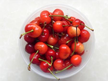 food stuff: Cherries