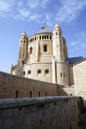 Tower of the King David in Jerusalem photo