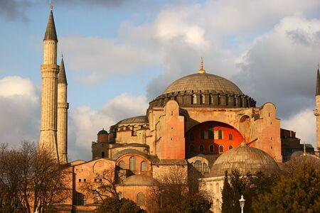 byzantium: Hagia Sophia