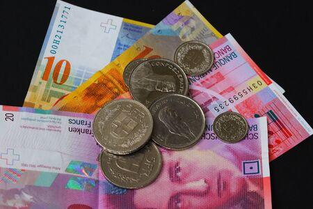 cashflow: Francos suizos