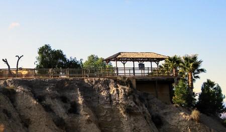 Fotografie in themapark Tabernas in Spanje, Almeria op 30/12/2018