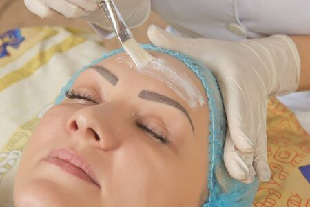 facial steamer: new technologies in the medical cosmetology at beauty salon