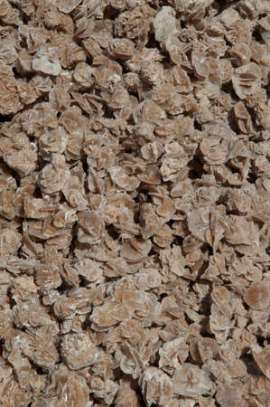 suggested: Such  mineral flowers  are suggested for turists as a present in North Africa  Desert rose is the colloquial name given to rosette formations of the minerals gypsum and barite with poikilotopic sand inclusions