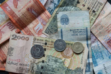 rupees: These are Sri Lanka money: rupees.