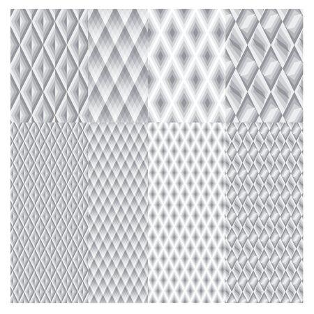 gray pattern: checkered gray vector pattern