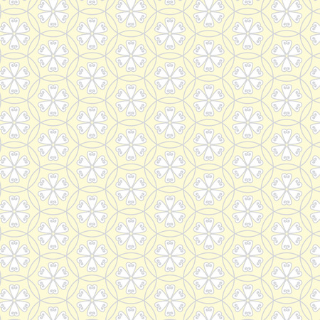 pale: pearls pale color decorative floral pattern