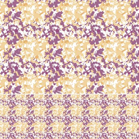 chaos: seamless geometry chaos mosaic pattern