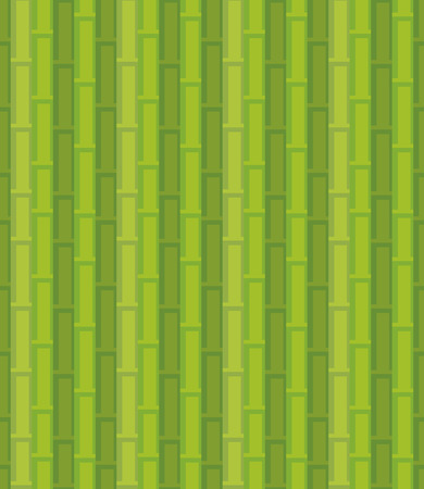 bamboo mat: illustration of green abstract bamboo background