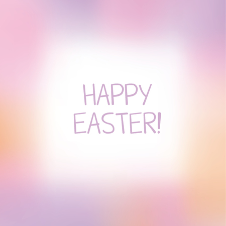 Abstract rosy color blurred background frame