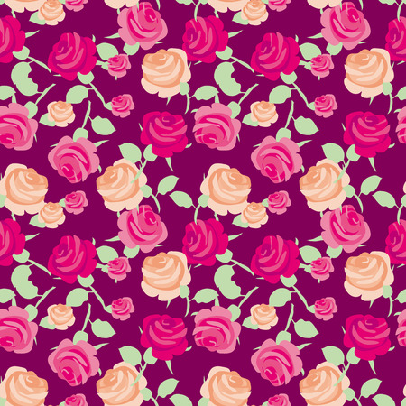 little rose vector illustration Illustration