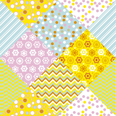 Vintage style pattern for surface design.