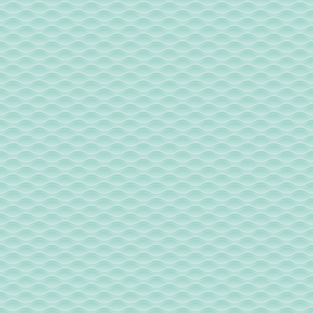 Illustration vectorielle vert élégant motif géométrique 3d