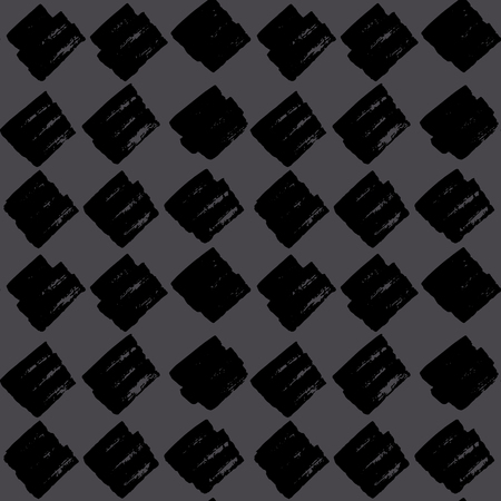 Checkered pale color vector seamless pattern vector illustration Illustration