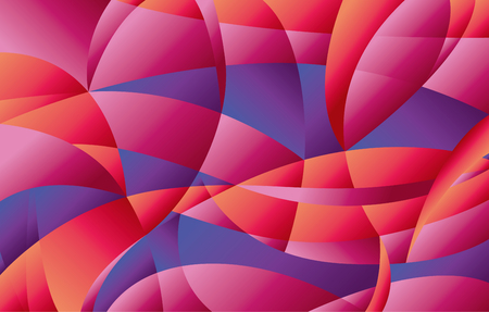 expansive: silk surface concept vector illustration for background