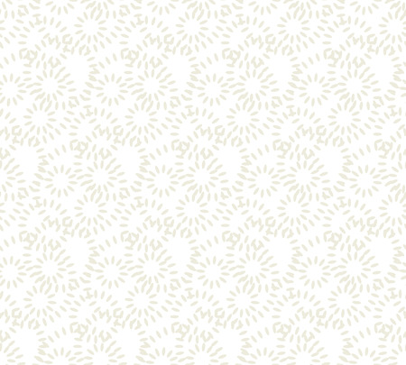 abstract rice seamless pattern. vector illustration of light pale tender texture. beige concept food background Vektorové ilustrace