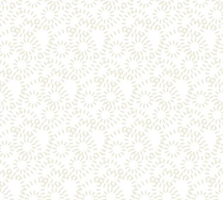 abstrakcyjny wzór ryżu. ilustracja wektorowa światła blady przetargu tekstury. beżowe tło jedzenie koncepcja Ilustracje wektorowe