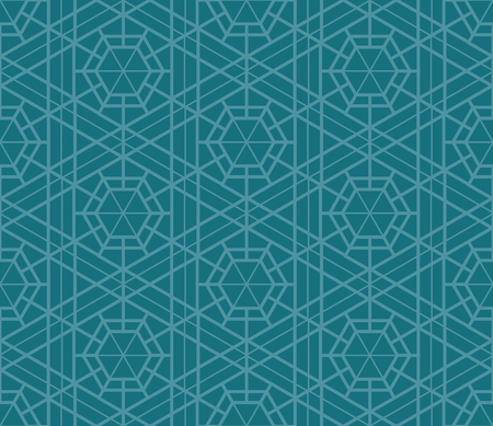 Marrs Green background vector illustration. seamless pattern for surface design in web and print. geometry marine ocean color repeatable abstract motive Stock fotó - 87356915