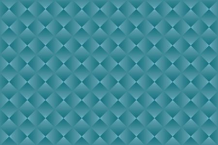 Marrs Illustrazione vettoriale sfondo verde. modello senza soluzione di continuità per la progettazione della superficie in rete e stampa. geometria marino oceano colore ripetibile motivo astratto Archivio Fotografico - 87356932