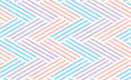 Motivo a strisce senza soluzione di continuità. Modello estivo divertente e semplice a righe. Motivo a rosa per design di superfici, sfondi, riempimenti a motivo, sfondi di pagine web, trame di superficie.