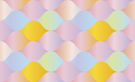 pale rose color gradient concept geometry pattern. seamless pattern vector illustration for background, fabric, wrapping paper. stock template design.