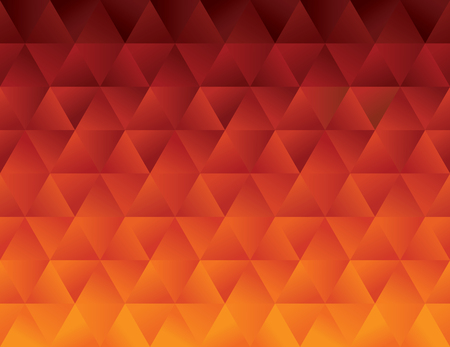 Glühendes abstraktes geometrisches Muster. Polygon degradieren Gradientengestaltungselement für Header, Hintergrund, Hintergrund